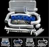 Universal Car Aluminum Intercooler Piping Kit