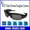Long Time Recording 3GP Camcorder Glasses