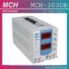 MCH DC Power Supply,MCH-303DB dc power supply,0-30V/0-3A single output
