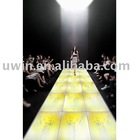 catwalk decorative led liquid floor tile,liquid led stage floor
