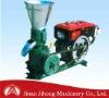 new SKJ Series tractor wood pellet mill