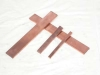 copper flat bar with high hardness and high conductivity