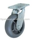 Heavy duty TPR wheel caster