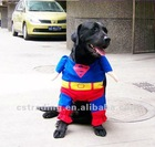 2012 New arrival Superman Dog Clothes