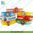 Promotion gift item silicone wristband maker