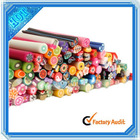New! Whole sale 100pcs Cute Rubber 3D Nail Art Supplies Decoration Canes Rods
