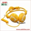 Fashional Design Colorful Cheap Computer Headphone