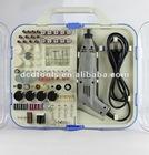 206pcs Variable Speed Rotary Tool / 130w AC mini grinder / 130w multi tool kit