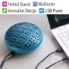 Mini Round Netbook USB Speaker