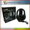 5 in 1 HIFI Wireless headphone wireless Earphone for MP4 FM radio