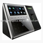 Biometric face recognition access control