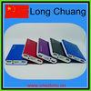 16000mAh Al-alloy shell Portable Bank Power