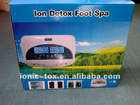 2012 dual ion detox foot spa WTH-205 with CE certificates