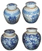 Chinese style furniture Oriental pottery ware