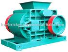 High speed roll crusher for brick making machine