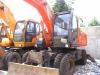 Hitachi excavator ZAXIS 210