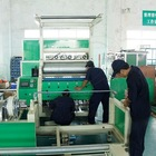 ultrasonic quilting machine of mattress bed cover