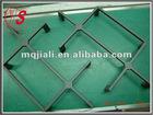OEM Professional Kitchen Cookware porcelain enamel coating cast iron grating