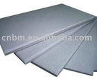 Cement fiber board for construction