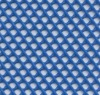 hexagonal plastic plain netting of orange