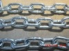 zinc plated steel chain
