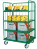 ISO9001 Foldable loading trolley