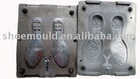 2012 new style outsoles for causal shoes made by TR single colour mould for static machine