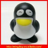 Customized and Cute Black Penguin Style Stress Relief Toys