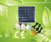 Energy Saving Expandable Solar LED Lamps For Indoor And Outdoor Lighting