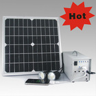 5W-30W 2012 portable solar power lighting system