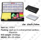 Factory direct sale/Memo holder/notepad set/sticky notes/stationery gift