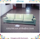 3D floor sticker for sofa