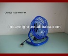Plastic Energy saving laptop USB mini Fan