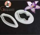 embossing flower cutters/plastic sugarcraft mould/fondant cake decorations tools
