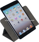 microfiber leather protective case for ipad mini