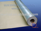 PE FSK facing,aluminium foil, aluminum foil insulation