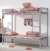 Metal bunk dormitory bed