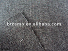 Wool Viscose Suiting Blend Fabric