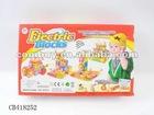 61pcs B/O building blocks toy