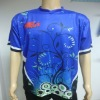 Dry Breathable Sublimated Printing sublimated fishing jerseys