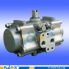 stainless steel double acting pneumatic valve actuator