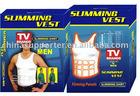 Men's slimming vest, for man slimming shaper