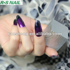 hot sale purple UV&LED Nail nail art