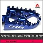 Cakenmotor YZ/YZF/WR/WRF CNC Aluminium Foot Pedal