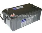 GB12-230 12v230ah lead acid rechargeable battery 12v 230ah high storage battery