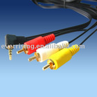 AV / RCA Cable, Video Cable, Audio Cable, AV Cable