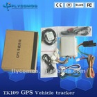 Easy to install mini gps car tracker flycomos tk109 gps vehicle tracking system