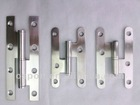 Stainless steel H hinges,door hinges,flush hinge