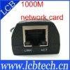 USB to Ethernet adapter , USB to lan port adapter, 1000M lan card