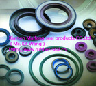 pneumatic Rubber seals and rubber products C type for AIRTAC standard